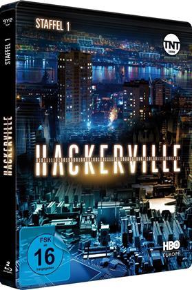 Hackerville - Staffel 1 (Steelbook, 2 Blu-rays)