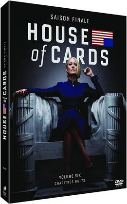 House of Cards - Saison 6 - Saison Finale (3 DVDs)