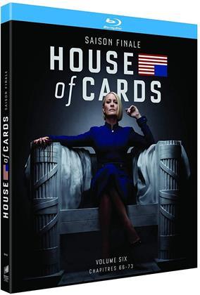 House of Cards - Saison 6 - Saison Finale (3 Blu-rays)