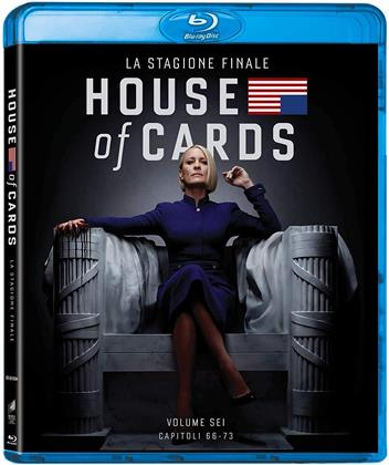 House of Cards - Stagione 6 - La Stagione Finale (3 Blu-ray)
