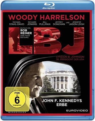 LBJ - John F. Kennedys Erbe (2016)