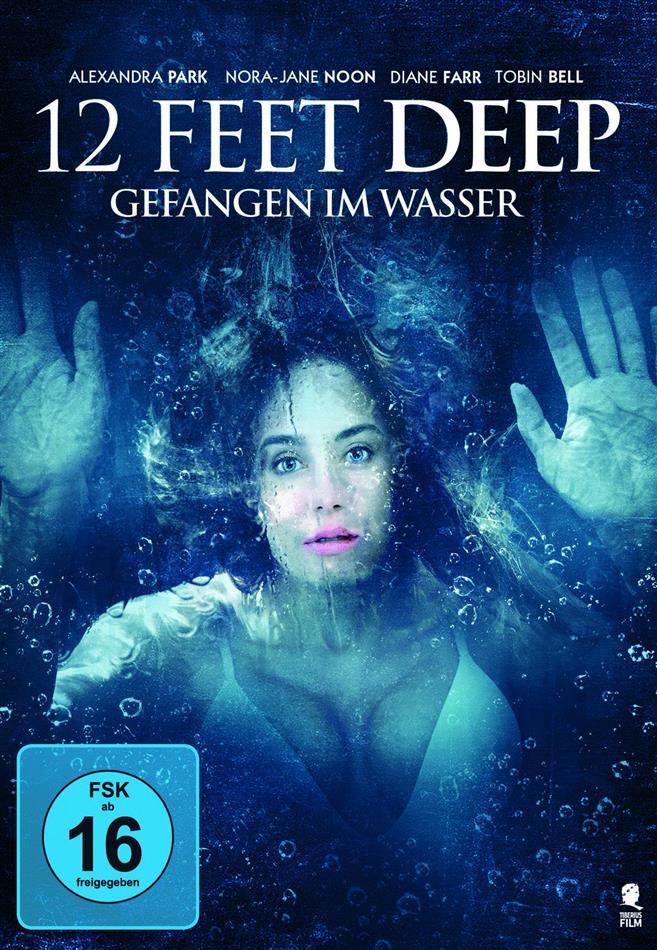 12 Feet Deep - Gefangen im Wasser (2017)