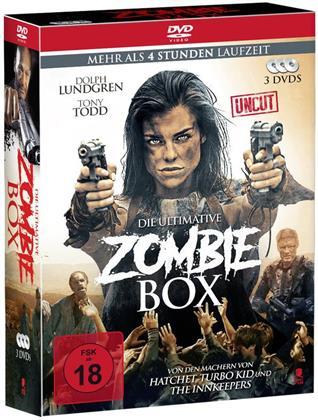 Die ultimative Zombie Box (Uncut, 3 DVDs)
