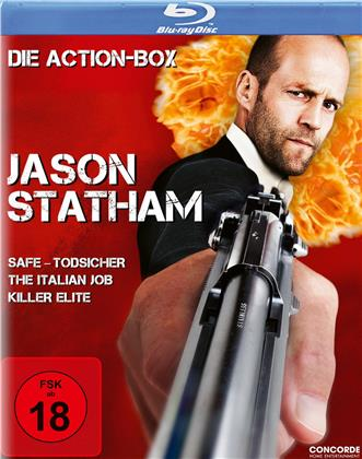 Jason Statham - Die Action-Box (3 Blu-rays)