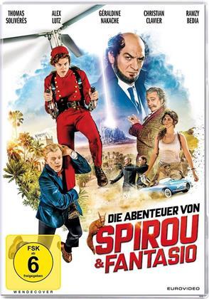 Die Abenteuer von Spirou & Fantasio (2018)