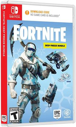 Fortnite Deep Frost Bundle