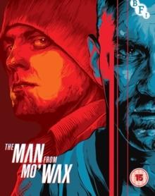 The Man From Mo'wax (2016) (Blu-ray + DVD)