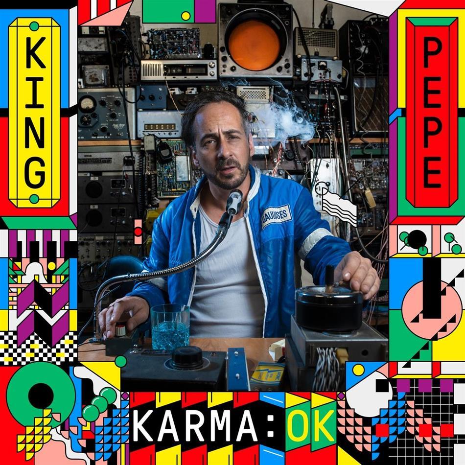 King Pepe - Karma Ok (LP)