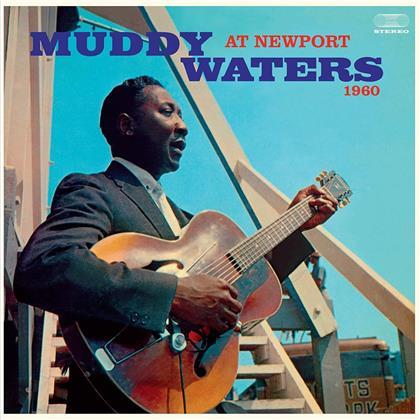 Muddy Waters - At Newport 1960 (Waxtime, 2019 Reissue, Purple Vinyl, LP)