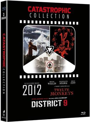 Catastrophic Collection (3 Blu-ray)