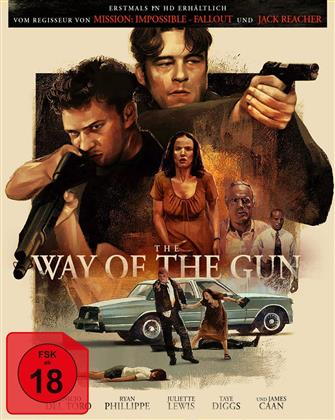 The Way of the Gun (2000) (Cover B, Limited Edition, Mediabook, Blu-ray + DVD)