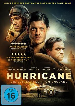 Hurricane - Die Luftschlacht um England (2018)