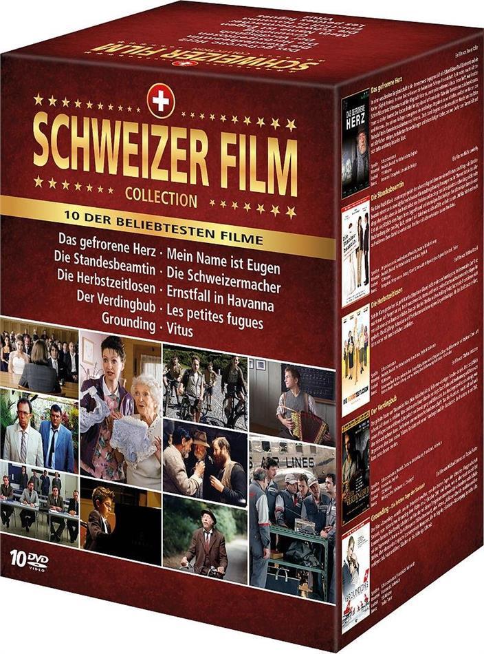 Schweizer Film Collection (10 DVDs)