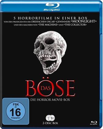 Das Böse - Die Horror Movie Box (2 Blu-rays)