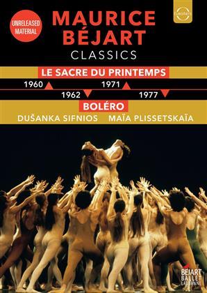 Bejart Ballett Lausanne & Maurice Bejart - Rite of Spring / Bolero