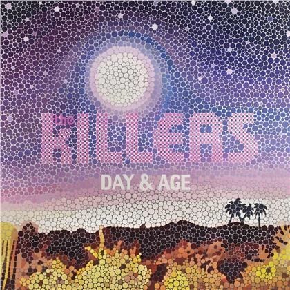 The Killers - Day & Age (Deluxe 2018 Reissue, + Bonustracks, 10th Anniversary Edition, LP)