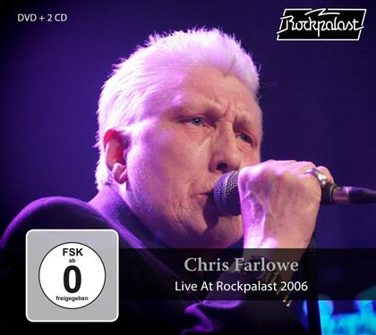 Chris Farlowe - Live At Rockpalast 2006 (2 CDs + DVD)
