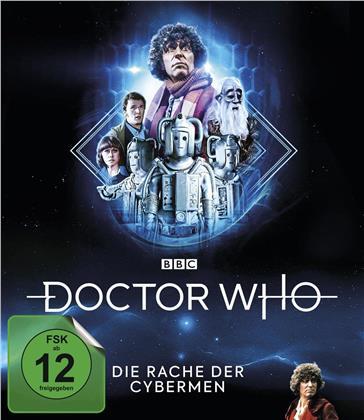 Doctor Who - Vierter Doktor - Die Rache der Cybermen (2 Blu-rays)