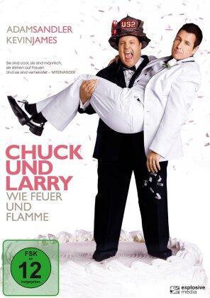 Chuck und Larry - Wie Feuer und Flamme (2007)