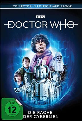 Doctor Who - Vierter Doktor - Die Rache der Cybermen (Collector's Edition, Mediabook, 3 Blu-rays)