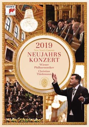 Wiener Philharmoniker, … - New Year's concert 2019