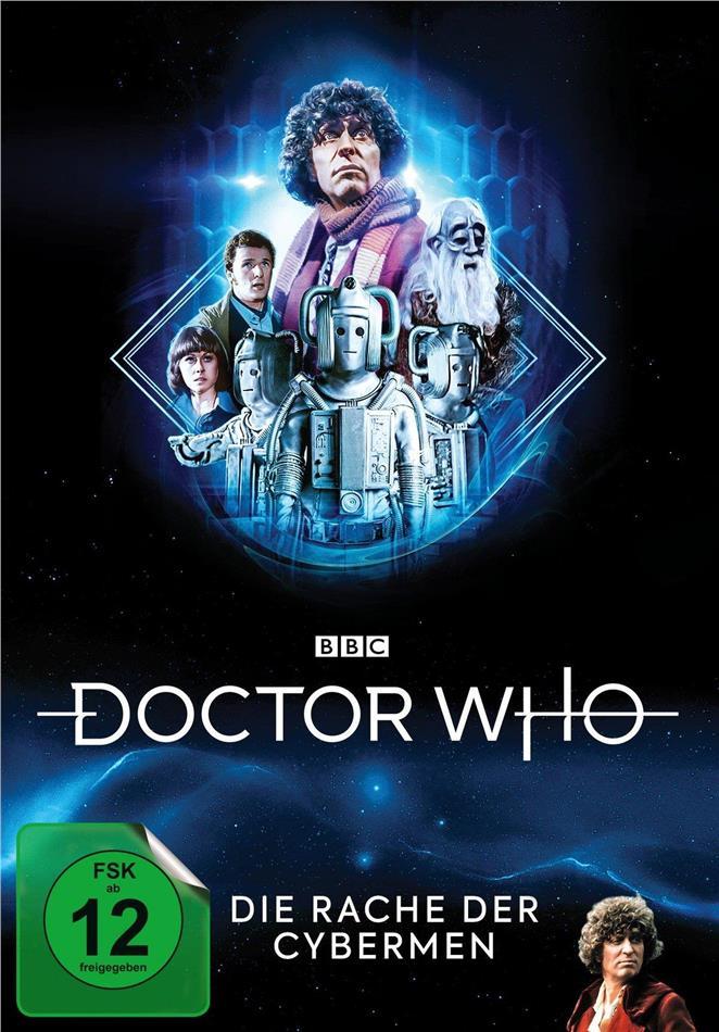 Doctor Who - Vierter Doktor - Die Rache der Cybermen (2 DVDs)