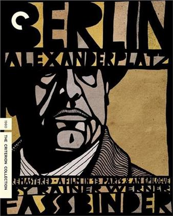Berlin Alexanderplatz (Criterion Collection, 4 Blu-ray)
