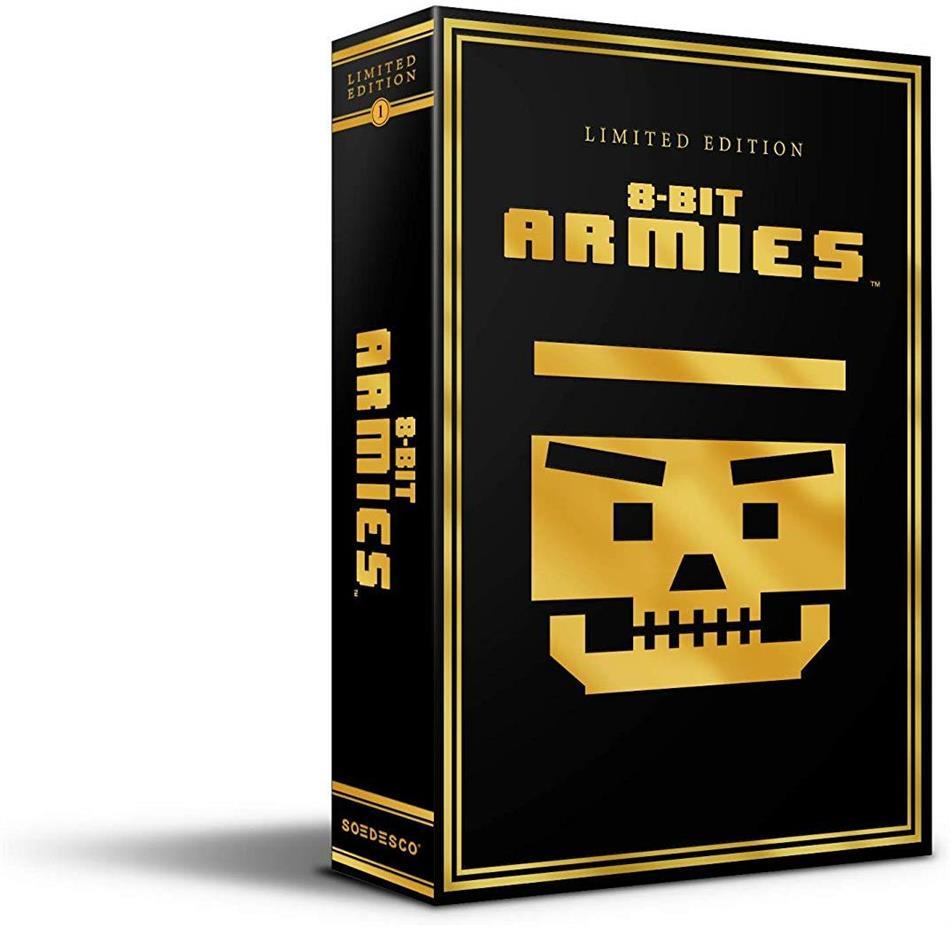 8 Bit Armies (Édition Limitée)