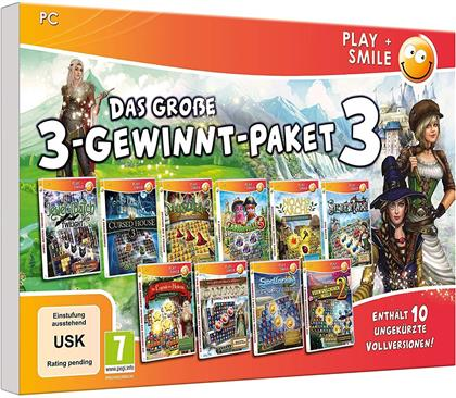 Große 3-Gewinnt-Paket 3