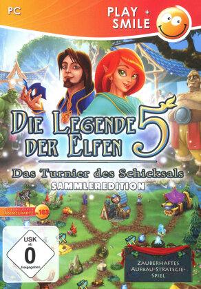 Legende der Elfen 5 - Das Turnier des Schicksals