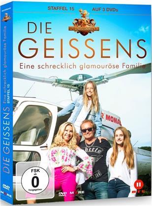 Die Geissens - Staffel 15 (3 DVDs)