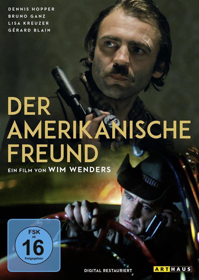 Der amerikanische Freund (1977) (Arthaus, Restored)