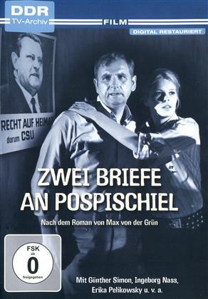Zwei Briefe an Pospischiel (1970) (DDR TV-Archiv, Edizione Restaurata)