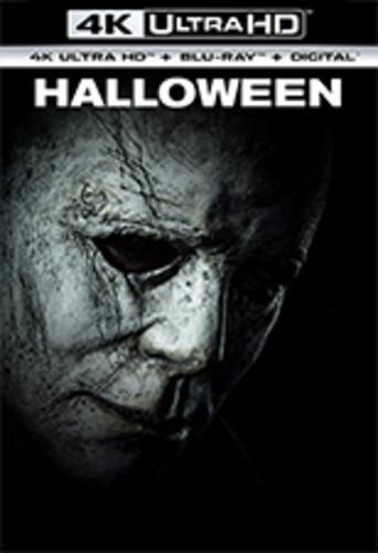 Halloween (2018) (4K Ultra HD + Blu-ray)