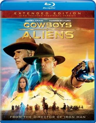 Cowboys & Aliens (2011) (Extended Edition)