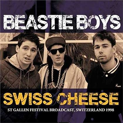 Beastie Boys - Swiss Cheese