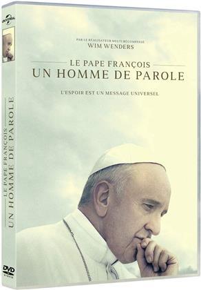 Le Pape François - Un homme de parole (2018)