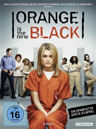 Orange is the new Black - Staffel 1 (Neuauflage, 5 DVDs)
