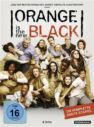Orange Is the New Black - Staffel 2 (Neuauflage, 5 DVDs)