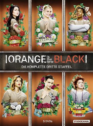 Orange is the new Black - Staffel 3 (Neuauflage, 5 DVDs)