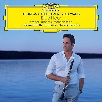 Carl Maria von Weber (1786-1826), Johannes Brahms (1833-1897), Felix Mendelssohn-Bartholdy (1809-1847), Mariss Jansons, Andreas Ottensamer, … - Blue Hour