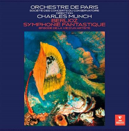 Charles Munch, Héctor Berlioz (1803 - 1869) & Orchestre de Paris - Symphonie Fantastique (LP)