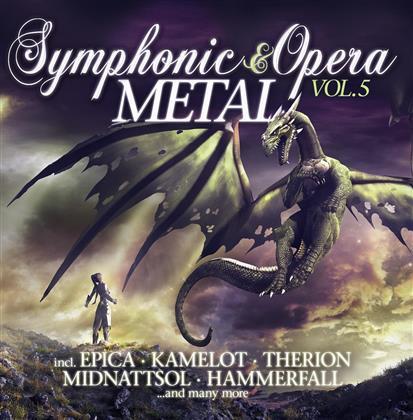 Symphonic & Opera Metal Vol.5 (LP)