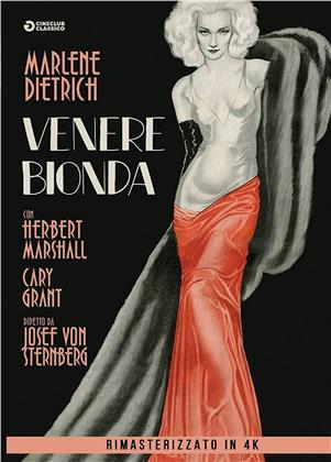 Venere Bionda (1932) (Remastered in 4K, Cineclub Classico, n/b)