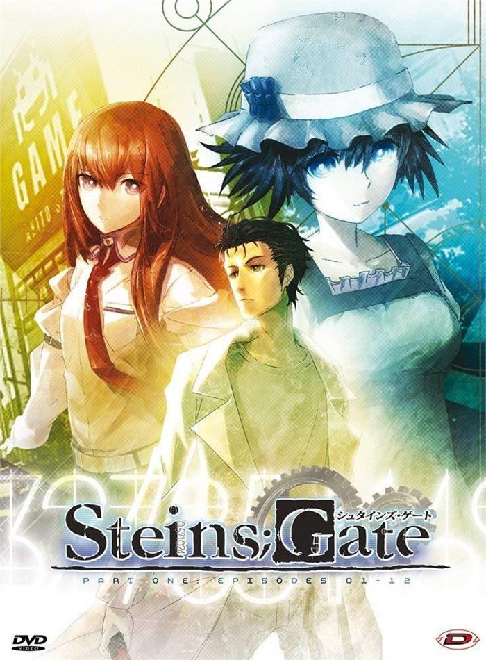 Steins Gate - Serie completa (Digipack, 6 DVD)