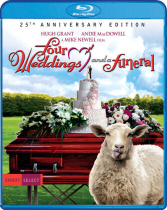 Four Weddings and a Funeral (1993) (25th Anniversary Edition)