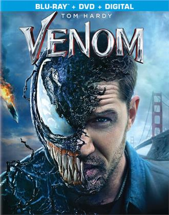 Venom (2018) (Blu-ray + DVD)