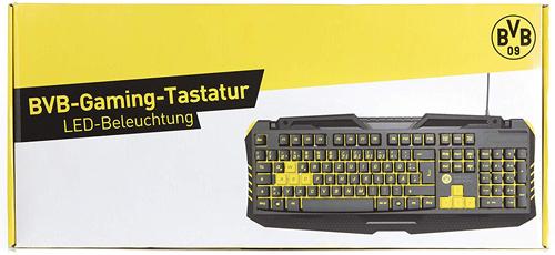 PC Keyboard Gaming BVB - (German Layout)