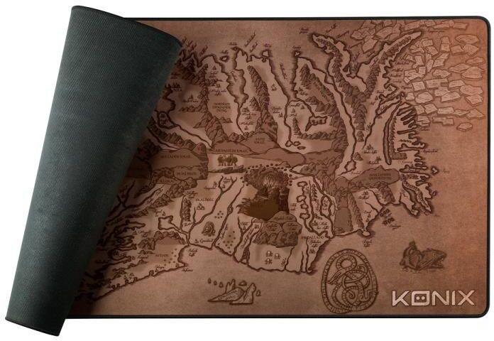 KONIX - Drakkar XXL Mouse Pad - Arnafelds