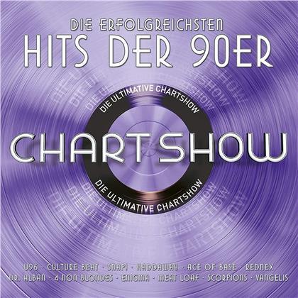 Die Ultimative Chartshow - Die Erfolgreichsten Hits Der 90er Jahre (2 CDs)